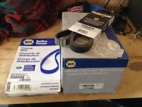 Water Pump and Timing Belt (NEW) Ford Contour 2.0L Zetec