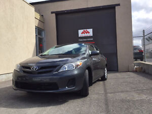 2011 Toyota Corolla CE Sedan Great on Gas
