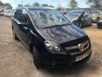 Vauxhall/Opel Zafira 1.9 DIESEL 7 seats 120k miles