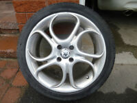 American Racing Sniper rims with tires