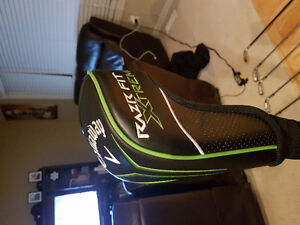 Calaway razor fit extreame driver