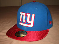 Casquette des Giants de New York Cap