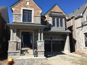 Brand new luxury home 4bed, 4 baths, double garage in Oakville
