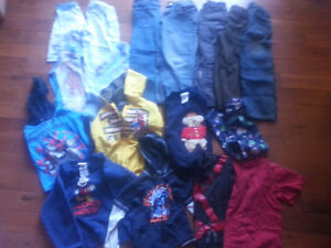 Size 5t: Boys lot and girls lot!