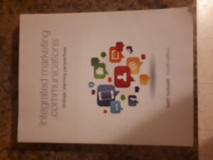 Advertising Textbook: Integrated Marketing Communications