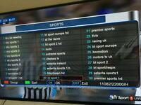 New openbox v8s satellite box