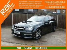 image for 2013 Mercedes-Benz C Class C63 Amg Estate Petrol Manual