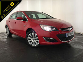 2014 VAUXHALL ASTRA DESIGN CDTI ECOFLEX 1 OWNER SERVICE HISTORY FINANCE PX