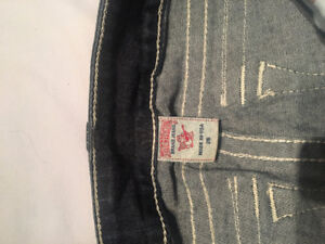 Selling my True Religion jeans