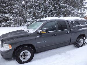 2004 Dodge Power Ram 1500 Camionnette boite fibre 6.5