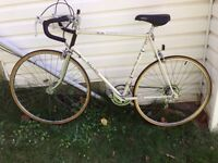 Raliegh Record vintage bike for sale
