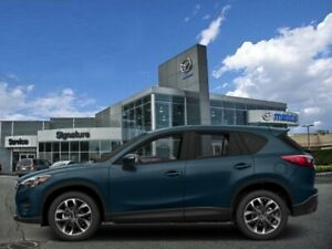 2016 Mazda CX-5 GT AWD  - Leather Seats -  Memory Seats