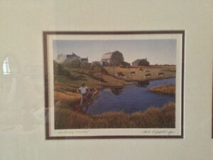 Henry Ripplinger Gallery 3 framed prints of rural Saskatchewan Regina Regina Area image 4