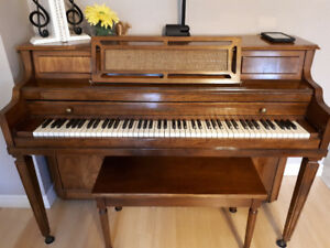Upright Piano Henry Miller