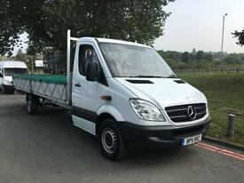 Mercedes Sprinter 311 CDI XLWB **EXTRA LONG** 19ft 10ins (6m) Dropside Low Miles