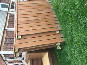 8ft Fence Sections