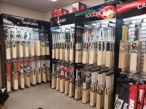!!Branded Cricket Equipment!!