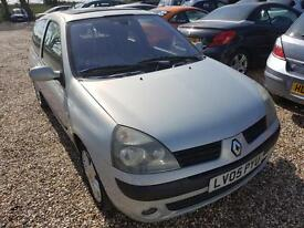 Renault Clio 1.2 16v ( a/c ) Dynamique, Mot'd, Part Ex Possible