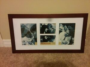 Wooden Photo Collage Frame