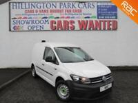 2016 (66) Volkswagen Caddy 2.0TDI ( 75PS ) ( Eu6 ) C20+ Startline BMT, LOW MILES