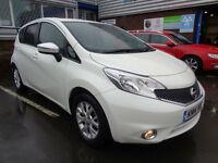 Nissan Note 1.5dCi ( 90ps ) 2013MY Acenta Premium