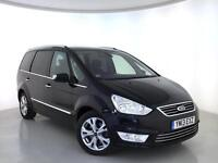 2013 FORD GALAXY 2.0 TDCi 140 Titanium Powershift Auto MPV 7 Seats