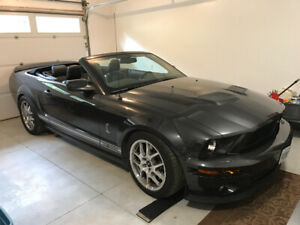Mustang Shelby GT500 Convertible - 2007
