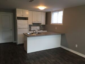 2 bedrooms lower level apartment for rent in St.Catharines