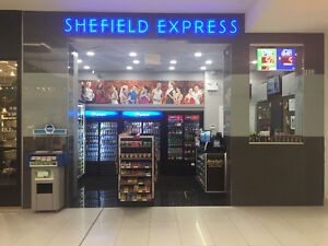 Franchise Opportunity - Shefield Express - Park Royal South