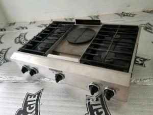 36 inch KitchenAid gas cooktop