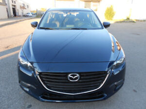 2017 Mazda3 Hatchback Certified, Camera,Bluetooth,Navigation