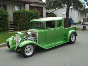 1929 FORD PICK-UP HOT ROD