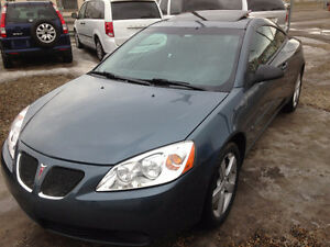 2006 PONTIAC G6 GTP COUPE IN MINT CONDITION