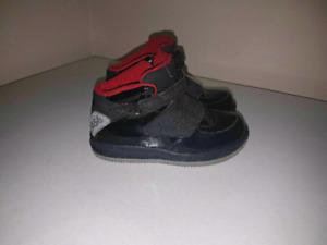 Nike air jordan shoes (size 10 toddler)