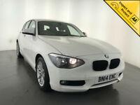 2014 BMW 118D SE AUTOMATIC DIESEL SAT NAV 1 OWNER SERVICE HISTORY FINANCE P/X