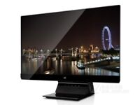 ViewSonic VX2370SMH-LED 23 inch Widescreen Full HD LED Display with SRS Speakers inbuilt