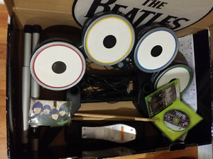 Rock Band - Beatles - for XBOX 360 - STITTSVILLE