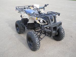 BRAND NEW 150cc QUAD 4-STROKE ATV, ON SUPER - SALE NOW!!!