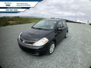 2012 Nissan Versa 1.8 S  - Low Mileage