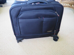 Samsonite carry on office luggage