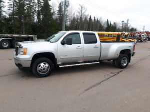 2011 GMC One ton
