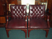 Pair of arm chair