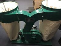 Portable dust extractor £200