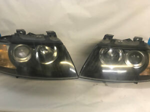 AUDI S4 Convertible A4 2004-2006  HID HEADLIGHT COMPLETE