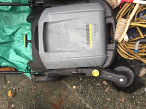 Karcher proffetional 70/20c sweeper