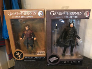 Game of Thrones Legacy Collection Figures