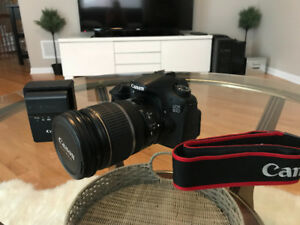 Canon 60D with 17-55 2.8 Lens! Excellent condition!