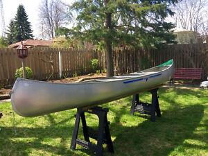 Grumann Canoe