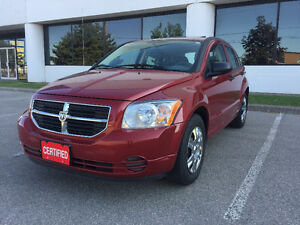 *LOW KMS*CERTIFIED*2007 Dodge Caliber SXT Wagon