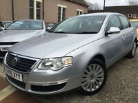 ✿09-Reg Volkswagen Passat 2.0 TDI CR Highline 4dr ✿FULL LEATHER INTERIOR✿